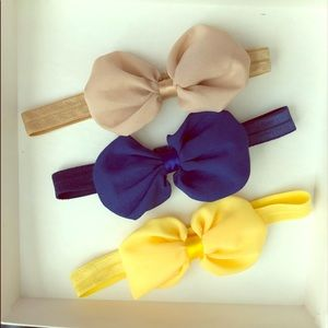Other - Headbands with bow